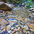 古賀志山の水飲み場