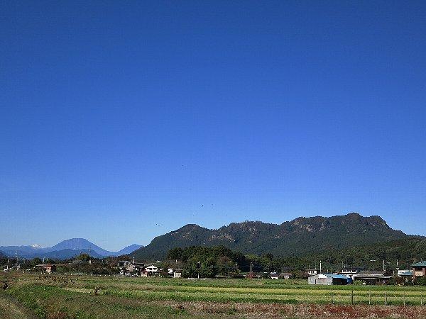 古賀志山遠景