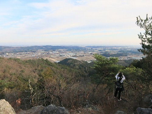 富士山頂上(栃木県宇都宮市)