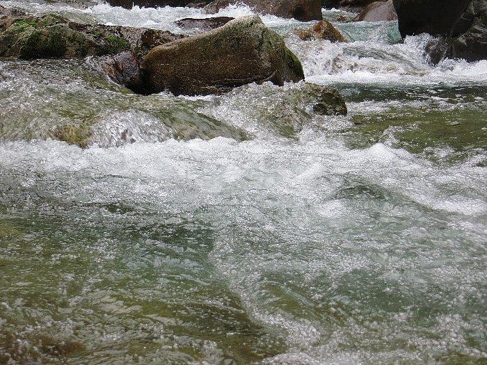 鬼怒川上流・川俣地区