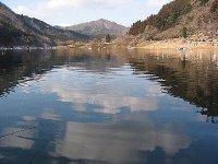 東古屋湖(2008/2/22)