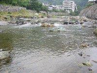 男鹿川C&R区間