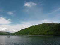 中禅寺湖(八丁)