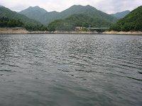 川俣湖(2009/6/25)