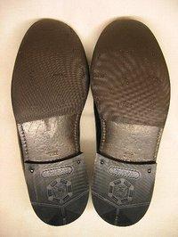 修理後の革靴(リーガル)