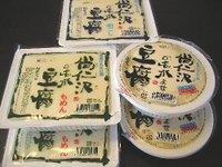 秀水の「尚仁沢の名水豆腐」