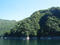 八汐湖(川治ダム)