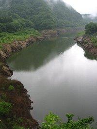 八汐湖(川治ダム)釣行(2010/06/27)