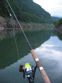 八汐湖(川治ダム)(2010/07/04)