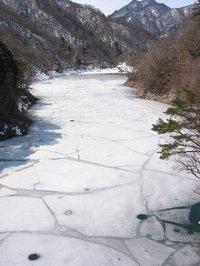 川俣湖・熊野沢