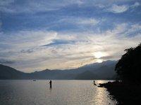 中禅寺湖・丸山付近