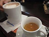 長女とお茶