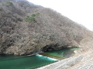 五十里湖(地蔵岩)