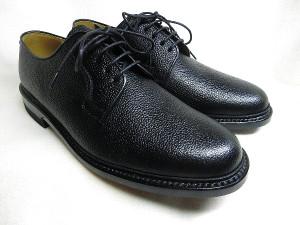 リーガルの革靴(プレーントゥ 2509)