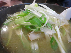 八汐鱒ラーメン(味噌味)