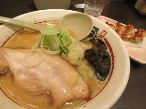 次郎長の「味噌ラーメン」