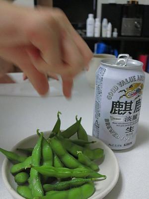 新潟産枝豆「湯あがり娘」