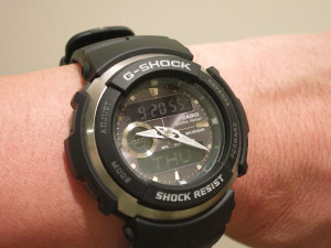 カシオ G-SHOCK(G-SPIKE G-300-3AJF)