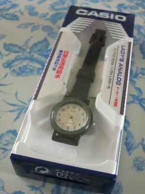 カシオ・腕時計「チプカシ(LQ-139)」
