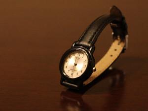 カシオ・腕時計「チプカシ(LQ-139)」を革ベルトに交換