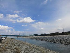 鬼怒川塩谷地区(上平橋上流)
