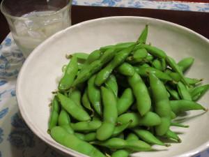 枝豆「湯あがり娘」