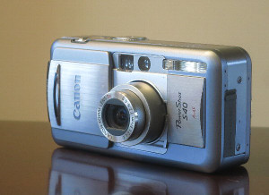 Canon Power Shot S40