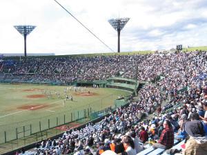 2016秋季関東地区高校野球の準決勝「作新学院vs健大高崎」