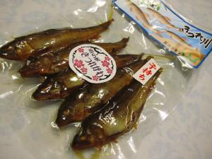 喜連川漁業生産組合の「鮎(あゆ)の甘露煮」