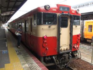 津山線のキハ40形