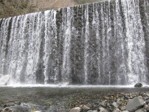渓流釣り(鬼怒川上流、川俣地区)