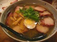 どる屋・鯛だし焼豚麺スペシャル