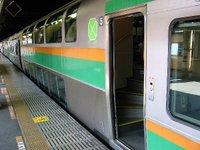 JR宇都宮線の普通列車のグリーン車