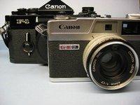 キャノンF-1N、CannonetQL17 G-Ⅲ