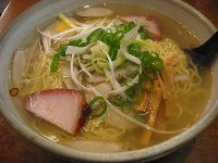 らーめん厨房・どる屋「鶏とごぼうの秋の麺」