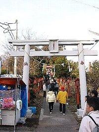 平出雷電神社