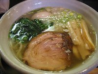 麺らいけんの「煮ちゃーしゅー麺」