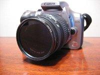 CPL(サーキュラーPL)フィルター+Canon EOS Kiss digital