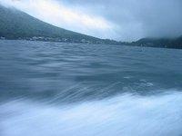 中禅寺湖・渡し船
