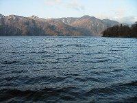 2007年解禁日の中禅寺湖