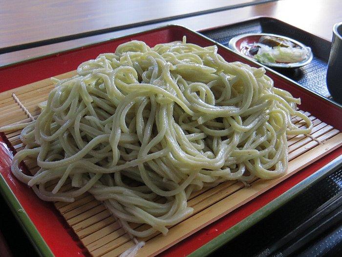 栃木のうまい蕎麦を食べる会の10割もりそば