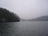 2006年11月の雪が降る丸沼