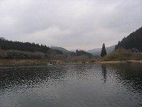 東古屋湖(2008/3/14)