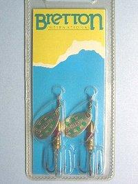 神山釣具店で買ったスピナー(ブレットン)