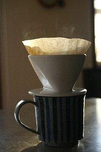 午後のコーヒータイム