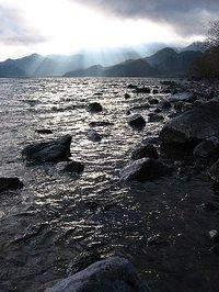 中禅寺湖(2009/5/8)