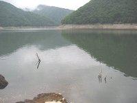 川俣湖(2009/8/9)