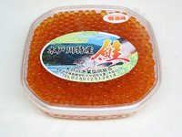 お土産のイクラ(1,000円)
