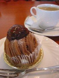 ジローのケーキセット