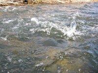 鬼怒川の支流